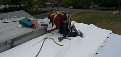 Flat Roof Repair Company Memphis Tn Harold Hall Roofing
