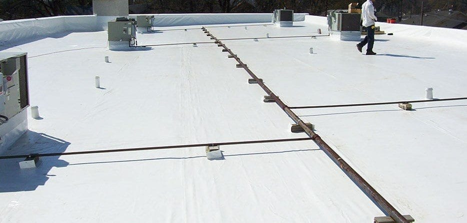 Commercial Flat Roof Memphis Tn Harold Hall Roofing