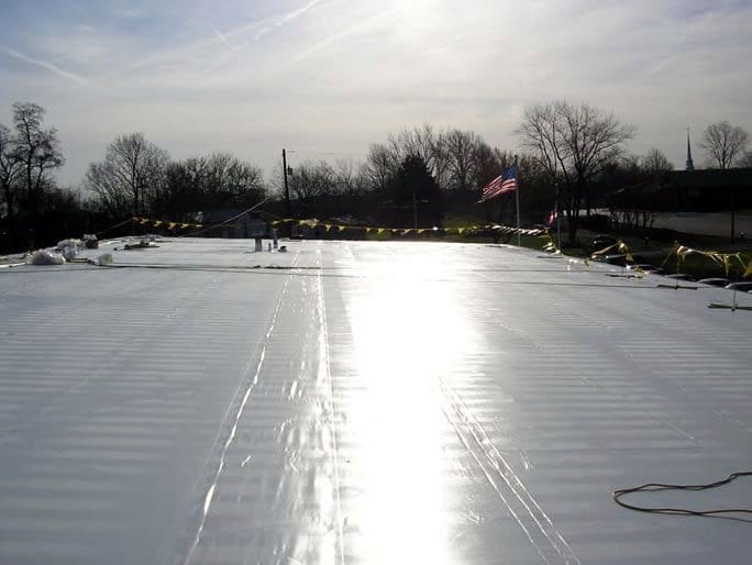 Commercial Tapered Roof Systems Memphis Tn Harold Hall
